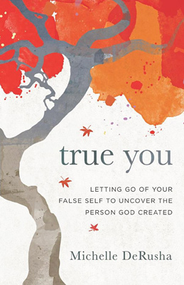 book cover: True You