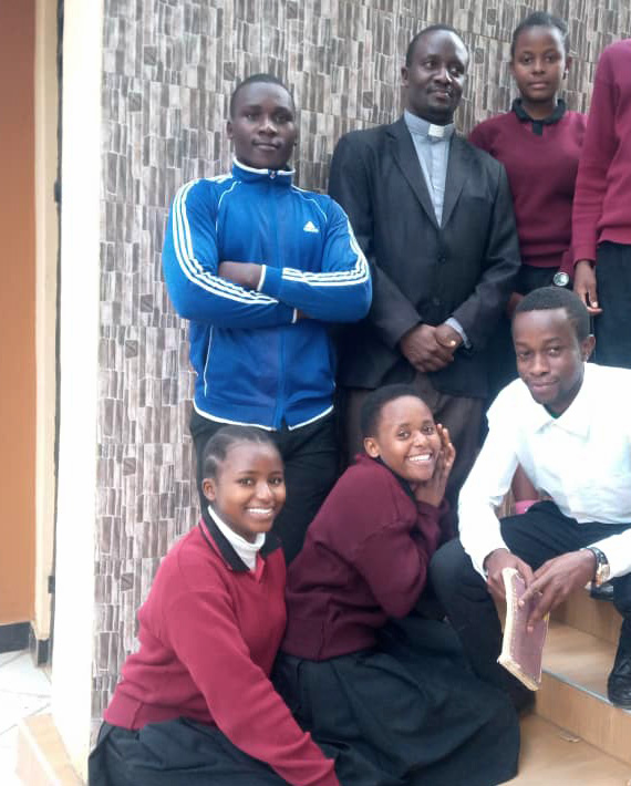 photo: Tanzania students